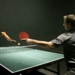 duello ping pong uomo vs robot