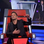 balbuziente the voice australiano