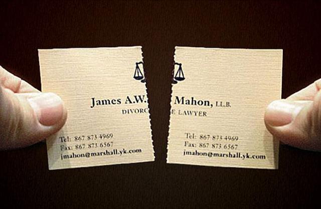 migliori idee business card geniali